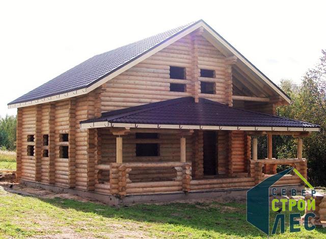 Акция на строительство домов весной 2016