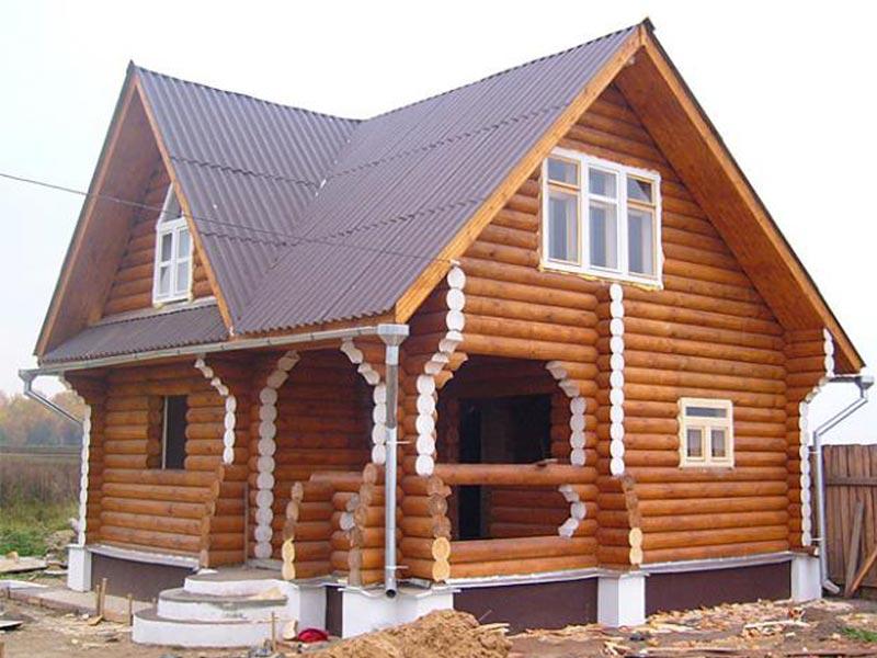 Строительство деревянных домов в Иркутске - сравнить цены