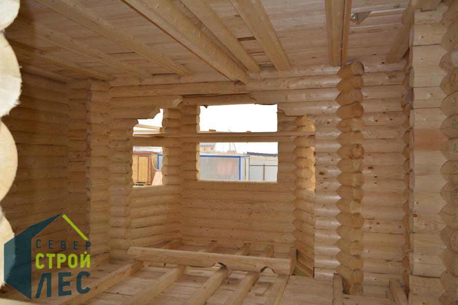 Лучшая порода древесины для строительства дома