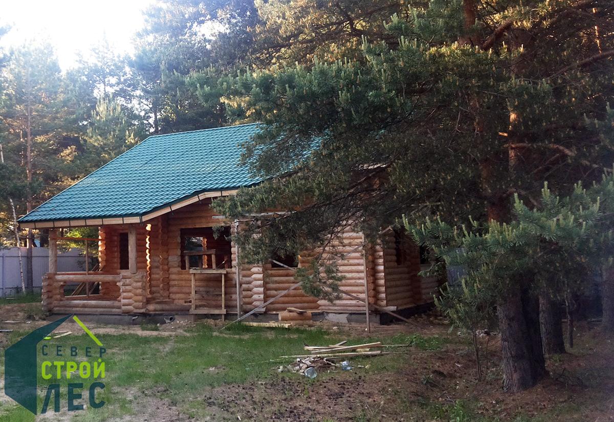 Экологичность деревянных домов - 2