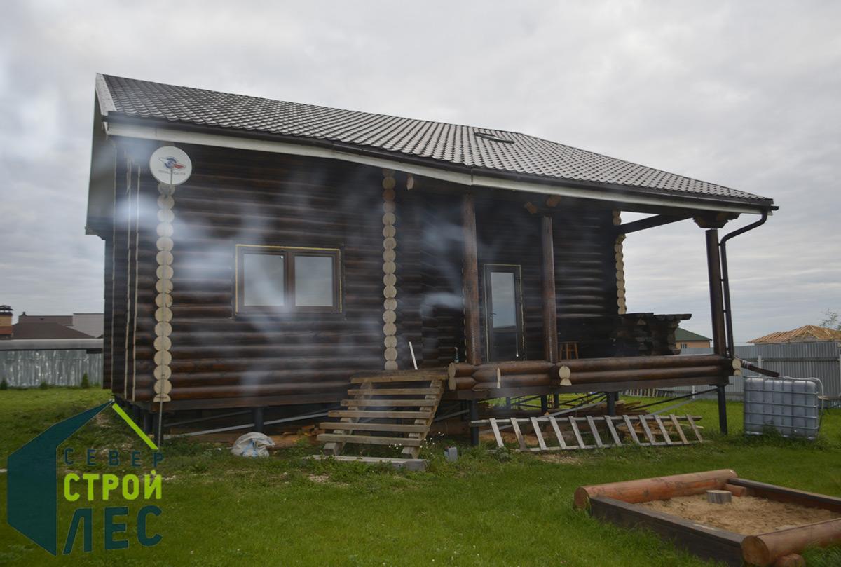 Экологичность деревянных домов