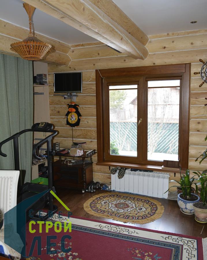 Эксплуатация деревянного дома - 1
