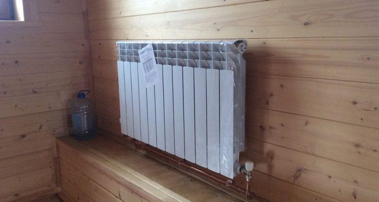 Какое отопление сделать в деревянном доме - 2