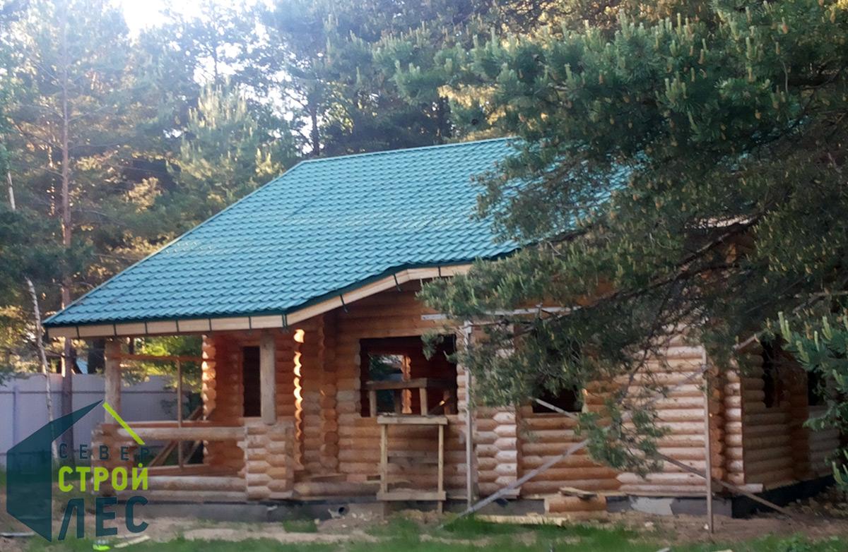 Кровля деревянных домов - 2