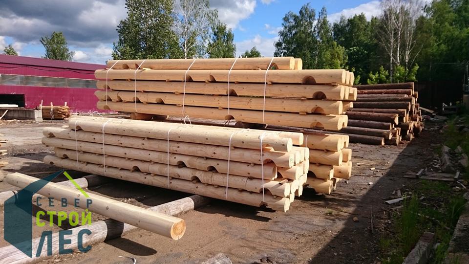 Материалы для строительства деревянного дома - 2