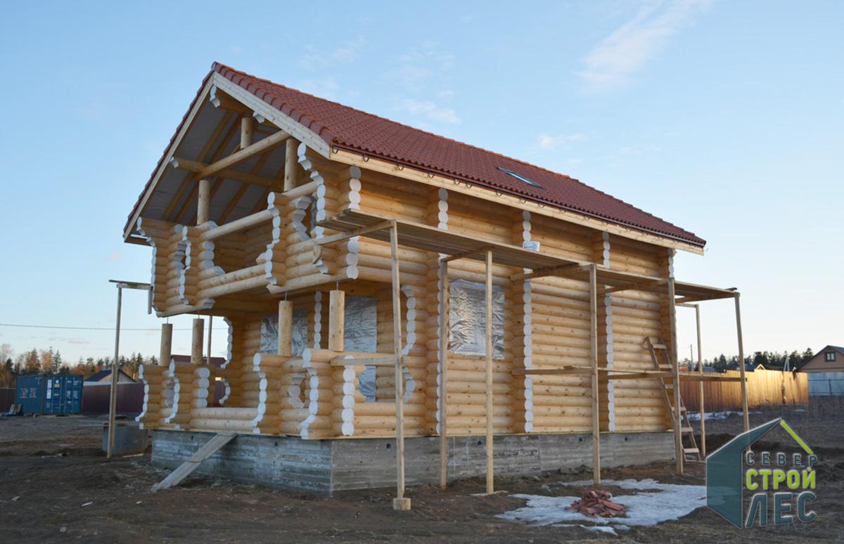 Огнестойкость деревянных домов