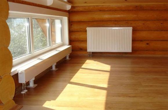 Печное отопление деревянного дома - 2