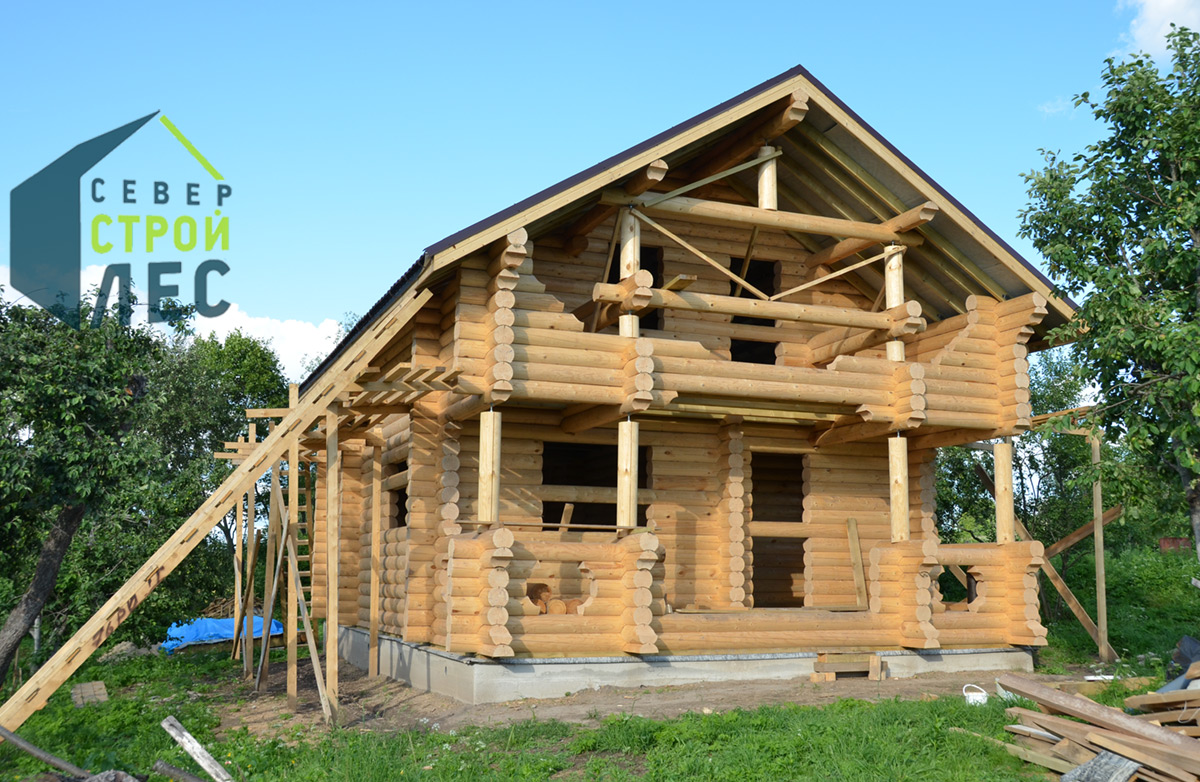 Пожарная безопасность деревянного дома - 1