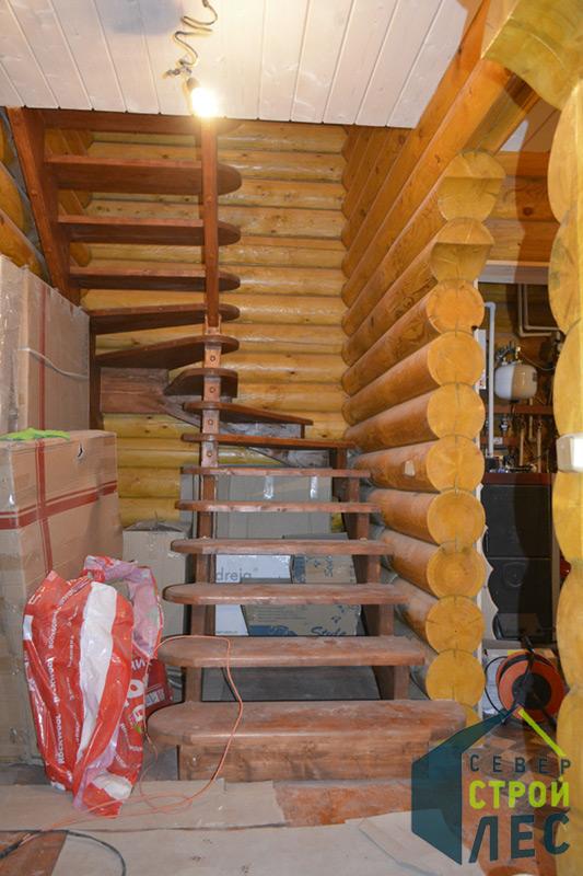 Пожарная безопасность деревянного дома - 2