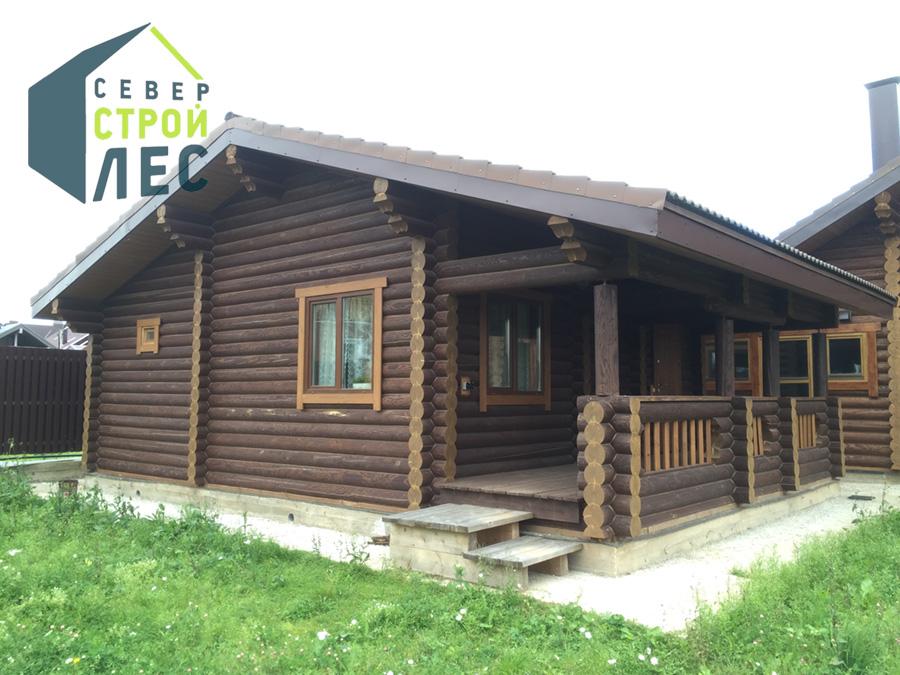 Стили бревенчатых домов - 3