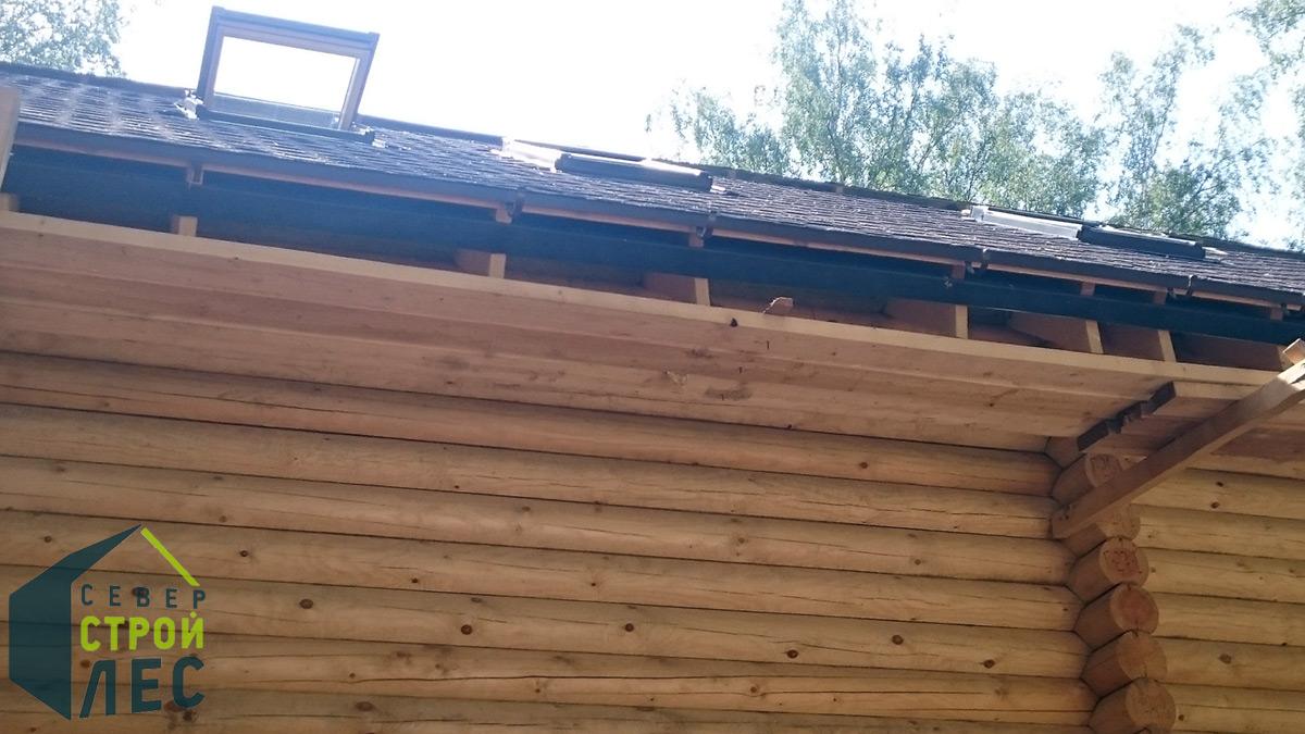 Утепление крыши деревянного дома - 2