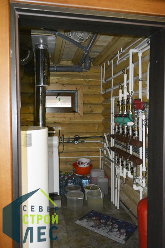 Водоснабжение деревянного дома - 1