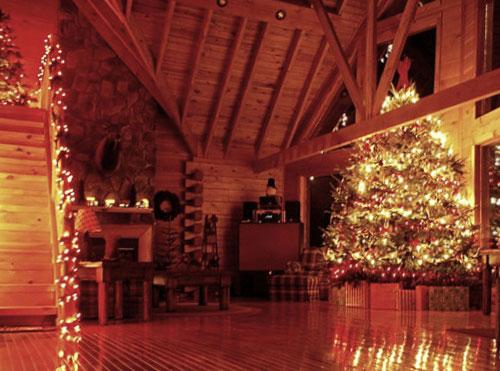 Поздравление с Новым годом и Рождеством