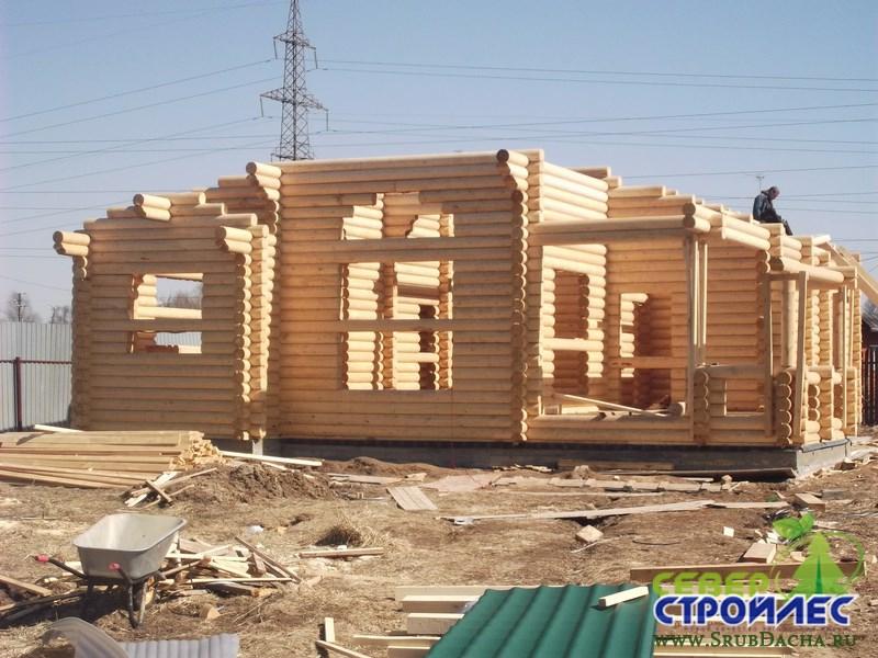 Строительство фундаментов дачный дом Подольский район