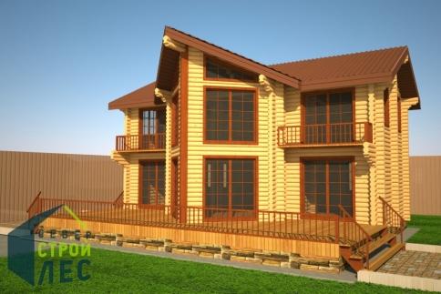 Проекта дома Б53 Китай