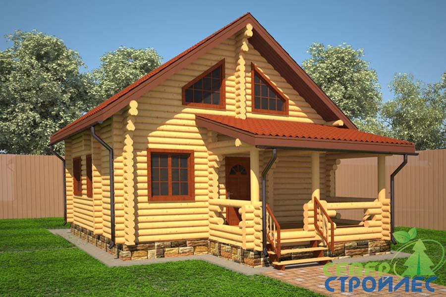 Каталог проектов домов, коттеджей